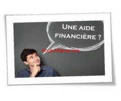 offre de prêt et rachat de credit