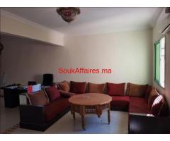 vente Appartement situé à semlalia 77 M