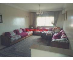 location appartement meublé d une superficie de 102 semlalia