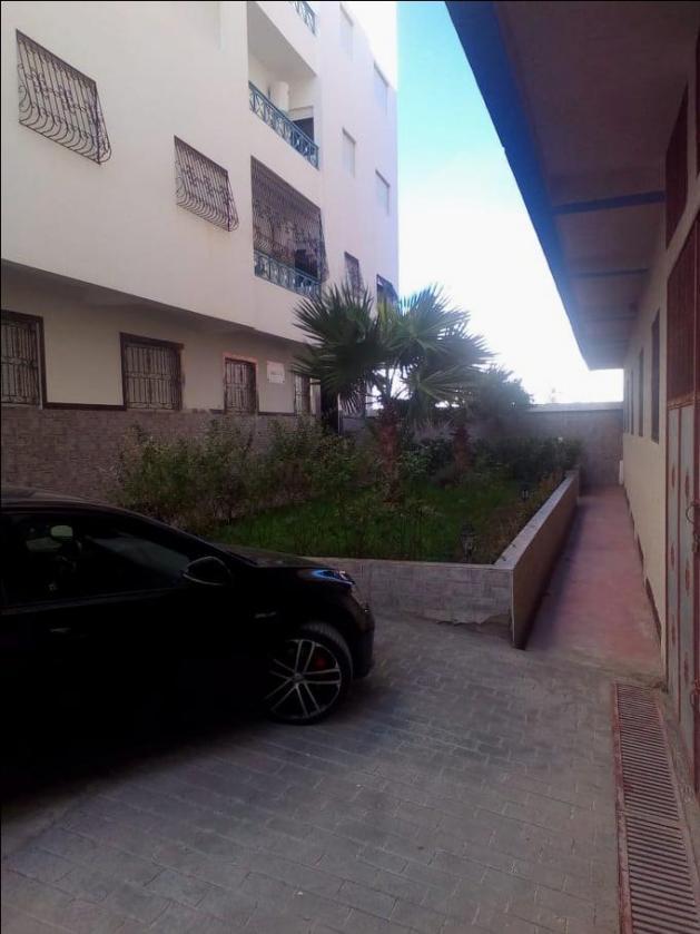 résidence a partir de 61 m2  avec bon finition