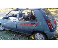 Renault R5 Diesel -1989
