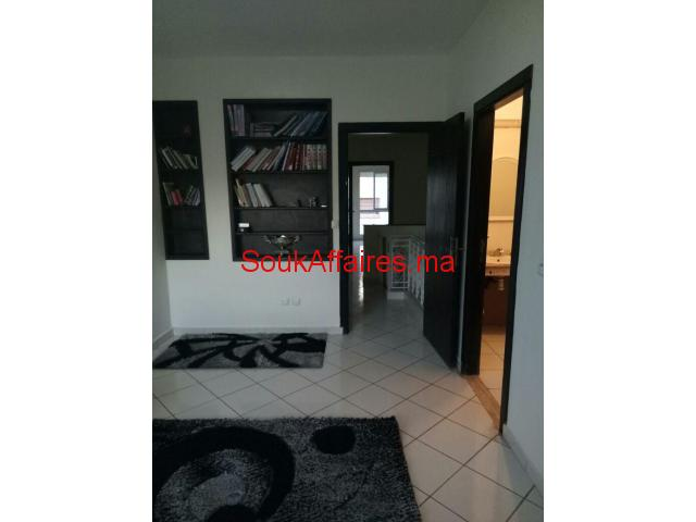 Appartement de 128 m2 Duplex