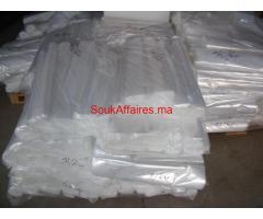 Sac ou sachet en plastique a utilisation industriel