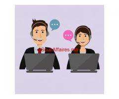 Offre d'emploi au center d'appel à Rabat