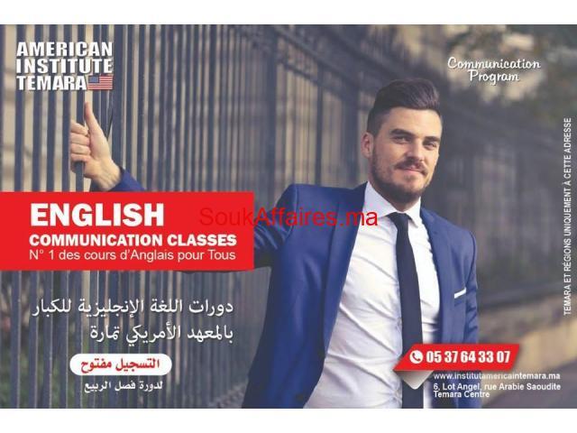 English Communication Classes