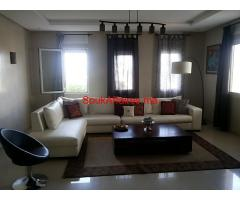 Studio meublé 50 Mers Sultan TRAM 5500 Dh