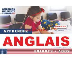 Cours D'anglais Pour Enfant Dès Le Primaire