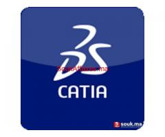 Formation Accélérée  de Catia V5