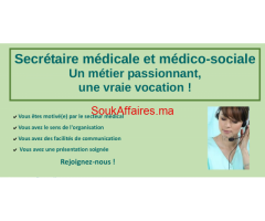 Formation Secrétaire médicale
