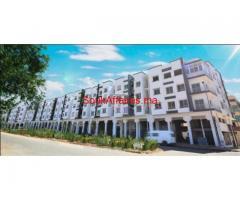 Appartements avec bon fintion de 50 a 90 m2