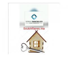 appartement à vendre a zoubir a cote de la mosquée 56 m2