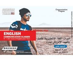 Formation Anglais De Communication Pour Les Adultes