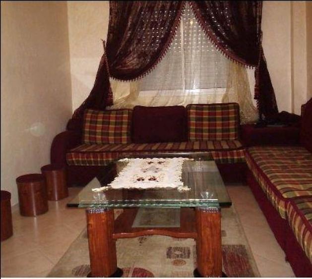 belle studio meublé a résidence chaimaa