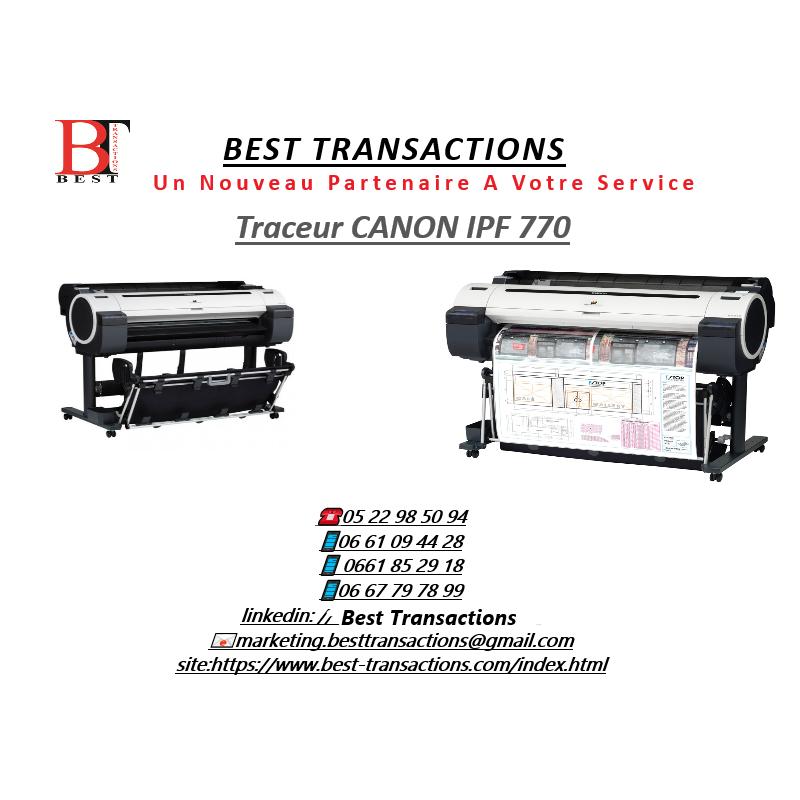 Traceurs CANON IPF 770