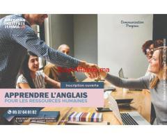 Formation Anglais RH à L'institut Américain Témara