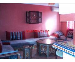 bel appartement à Marrakech Najd