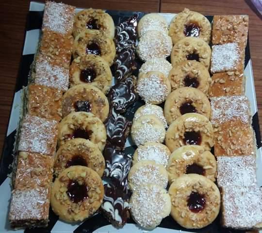 Gâteau marocaine