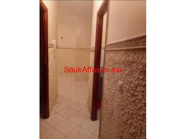 Appartement à Mostakbal porte Sud Nershour