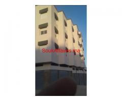 appartement 2 façade 77 m2 avec bon prix