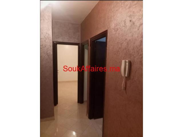 Belle appartement à Mostakbal bien porte Sud Nershour
