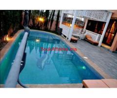 Villa  Lux de 500M2 à vendre meublé à nakhille