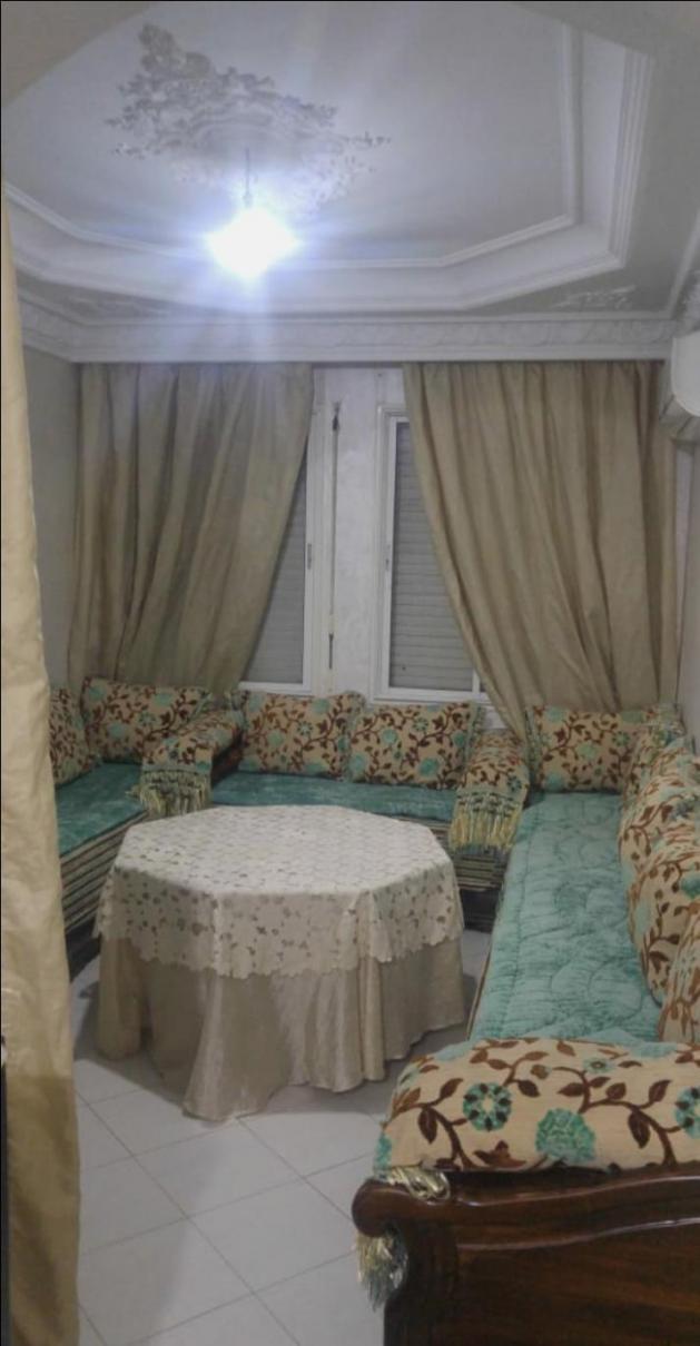 Belle appartement à Mostakbal double façade