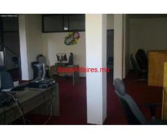 Location Magasins,Cave,Appartements professionnelles a Sala al jadida Rabat Maroc