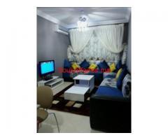lux appart meuble a fes 90m2