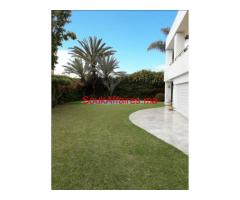 Belle villa avec finition classe Californie Casa Nershour