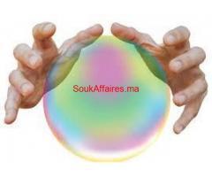 Voyant spirituels en rituel