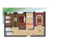 bel appartements moyen standing 83 à Bouznika