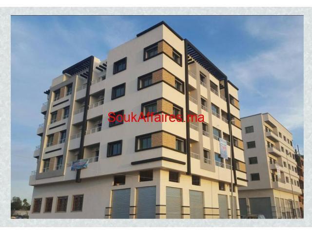 appartements de lux 88 m2 a sbata