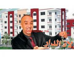 Appartement 100M dans une résidence de luxe à Bouznika