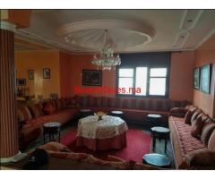 Superbe villa de 410m2 sur Hay Chbanat C.Y.M Rabat