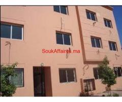 appartement de 3 chambres a partir de 210000dh a Marrakech