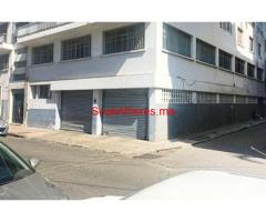 Local commercial 580 m², Rond point d'Europe