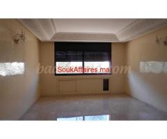 Appartement à vendre à l'Agdal