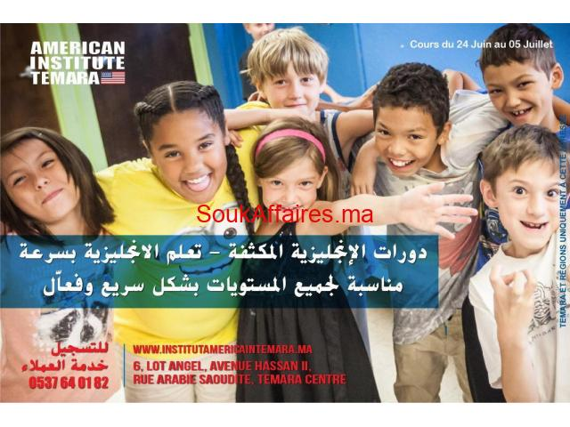 Kids English Summer Camp Temara