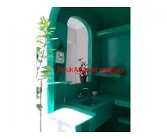 à louer maison typique vide à Marrakech médina