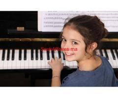 cours de Piano à domicile
