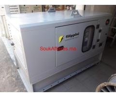 Group électrogène marque deutz 1011 / 24 kva / 1500trpm