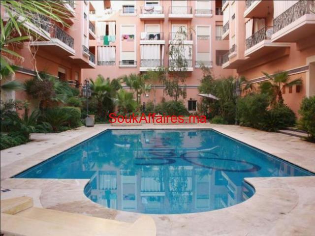 APPART de 3 chambres de 210000dh a Marrakech