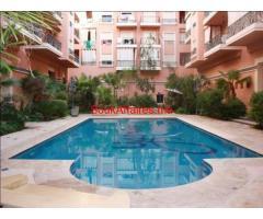 appartement de 3 chambres  210000dh a Mhamid