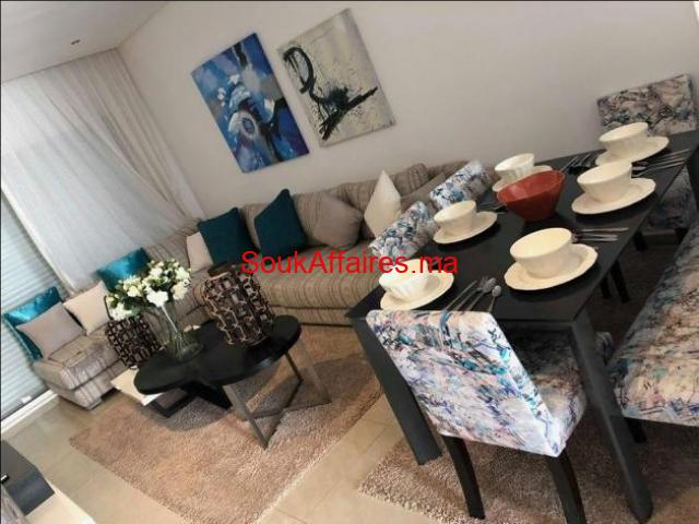 Appartement H. Standing 93M a Sidi Rahhal