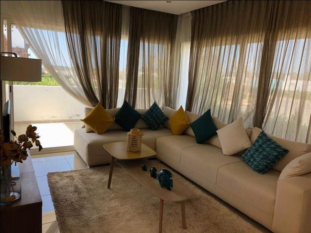 appartement de luxe 77 m2 pied sur Mer