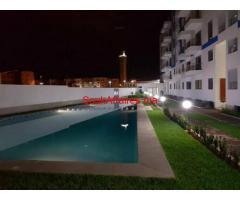 bel Appartements au résidence fermée avec piscine