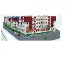 Appartement de luxe  69m 2 chambres à bouznika