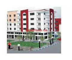 Appartement moyen Standing 77M à Bouznika