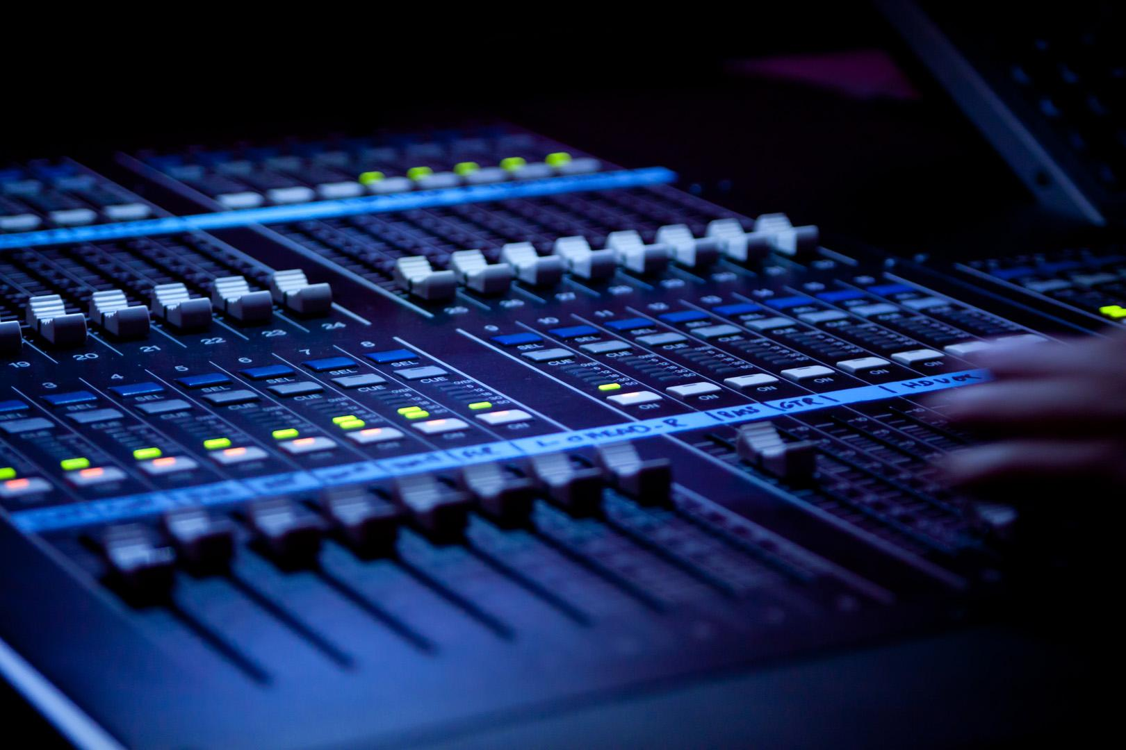 Technicien de sonorisation