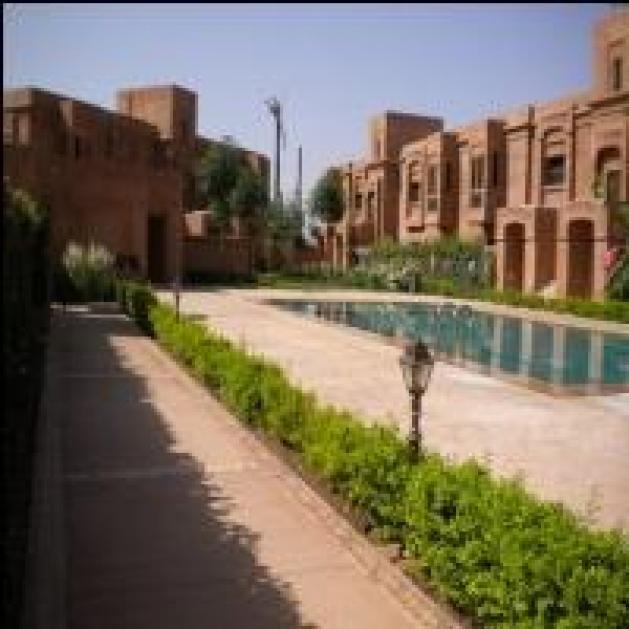 vente Appartement très haut standing au quartier Targa